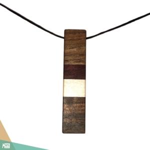 Geometrikus hosszú nyaklánc