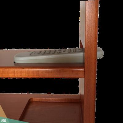 Mobil asztalka (bükkfa, cseresznye szín)