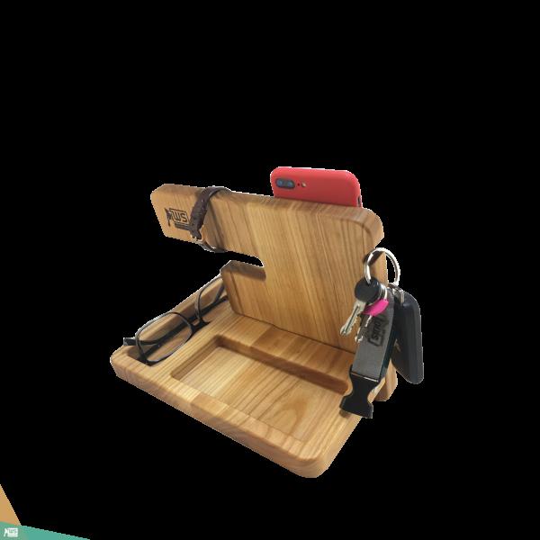 Asztali rendező, OFFICE (cseresznyefa) minimális esztétikai eltéréssel