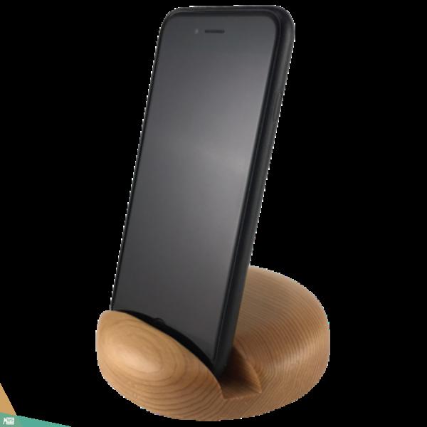 Okostelefon-tartó CLASSIC (cédrusfa)