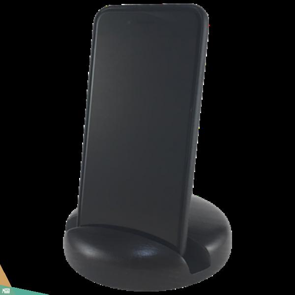 Okostelefon-tartó CLASSIC (bükkfa, fekete wenge szín)