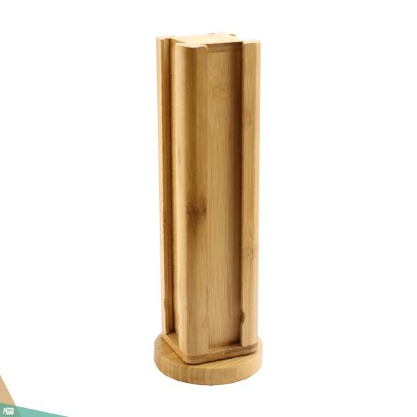 Kapszulatartó (bambuszfa)